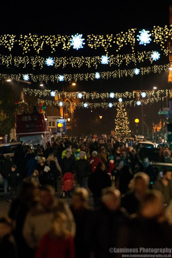 Photographer in Berkshire Luminous Photography Marlow Christmas Lights with Tom Kerridge 10