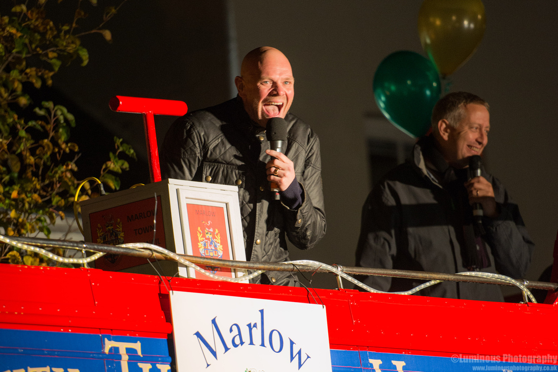 Photographer in Berkshire Luminous Photography Marlow Christmas Lights with Tom Kerridge 4