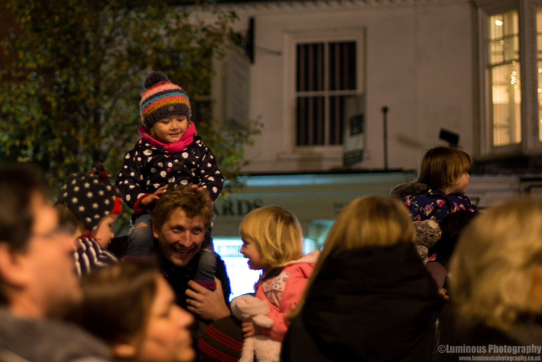 Photographer in Berkshire Luminous Photography Marlow Christmas Lights with Tom Kerridge 1