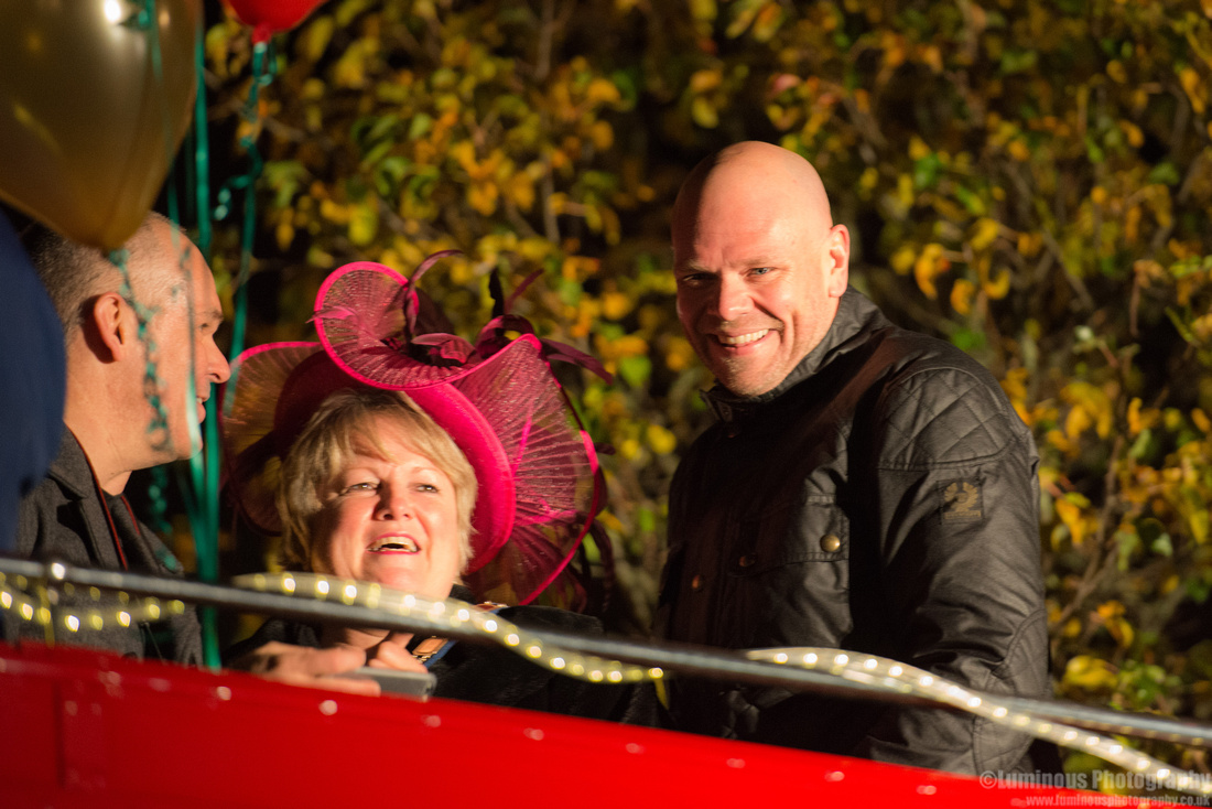 Photographer in Berkshire Luminous Photography Marlow Christmas Lights with Tom Kerridge 7
